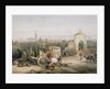Seville from the Cruz del Campo, 1835 by David Roberts