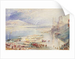 Part of the Ghaut at Hurdwar, c.1835 by Joseph Mallord William Turner