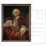 Portrait of Horatio Walpole by Pierre Subleyras