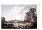 A View in Suffolk, 1776 by Thomas Hearne