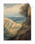 Coast of Dorset, near Lulworth Cove, 1797 by Thomas Girtin