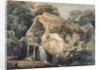 An Overshot Mill, Devon, 1797 by Thomas Girtin