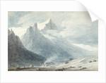 In the Canton of Unterwalden by John Robert Cozens