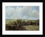 The Vale of Dedham, 1814 by John Constable
