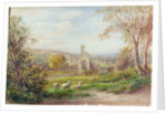 Kirkstall Abbey, Leeds by George Alexander