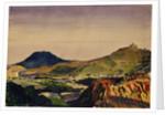 Collioure, 1910 by Derwent Lees