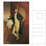 Portrait of Samuel Oldknow, c.1790-2 by Joseph Wright of Derby
