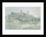 Durham, 1836 by David Roberts