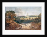 View of Fonthill from a Stone Quarry, c.1799 by Joseph Mallord William Turner