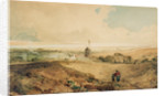 A View from Welton, Yorkshire, 1804 by John Sell Cotman