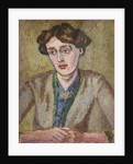 Virginia Woolf by Roger Eliot Fry