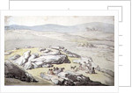 A Picnic on Dartmoor by Thomas Rowlandson