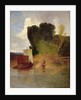 On the River Yare by John Sell Cotman