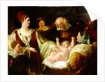 Mary Queen of Scots When an Infant, 1842 by Benjamin Robert Haydon