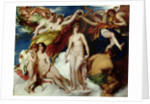 Pandora Crowned by the Seasons, 1824 by William Etty