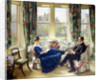 The Morning Room, c.1907 by Sir Walter Russell