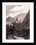 In the Grisons by John Robert Cozens