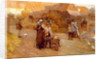 The Old Mill, Surrey, 1893 by William Teulon Blandford Fletcher