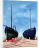 Whitstable Oystermen, 1948 by Tristram Paul Hillier