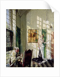 The Studio by Sir William Orpen