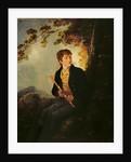 Portrait of the Artist's Son, J.C. Ibbetson Jnr., 1801 by Julius Caesar Ibbetson
