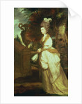 Portrait of Lady Hertford by Sir Joshua Reynolds