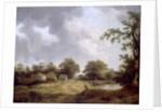 Suffolk Landscape by Ebenezer Tull