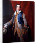 Portrait of Thomas Havers by Barthelemy Du Pan