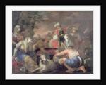 Laban Seeking his Idols by Antonio Bellucci
