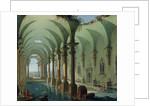 Architectural Fantasy by Antonio Joli