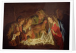 Adoration of the Shepherds by Stomer