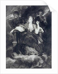 Mrs Siddons in the character of a Tragic Muse by Francis Haward