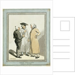 Dutch Merchants, 1796 by Thomas Rowlandson
