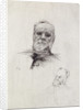 Portrait of Victor Hugo by Auguste Rodin