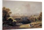 Roundhay Park, Leeds by John Wilson Carmichael