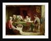 The Sabbath Eve by Alexander Johnston