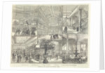 Opening of Leeds City Art Gallery in 1888, from the Illustrated London News by English School