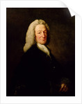 Portrait of Judge Richard Wilson by Benjamin Wilson