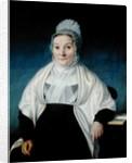 Portrait of Susannah Harvey, 1844 by W. Scott