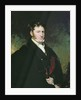 Portrait of Sir John Beckett by Sir Thomas Lawrence