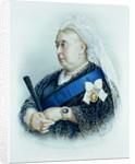 Diamond Jubilee of Queen Victoria by English School