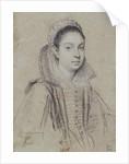 Portrait of a Lady by Ottavio Mario Leoni