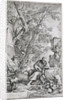 Democritus in Meditation by Salvator Rosa