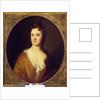Mary Widdrington, wife of Sir John Gascoigne, 5th Baronet by English School