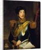 Portrait of Thomas Oliver Gascoigne by English School