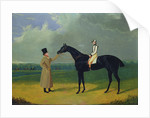 Jerry, Winner of the St. Leger 1824 by John Frederick Herring Snr