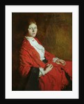 The Red Scarf by Sir William Orpen