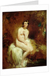 The Bather by William Etty