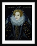 Portrait of Queen Elizabeth I by John the Elder Bettes