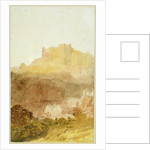 Durham Castle by Joseph Mallord William Turner